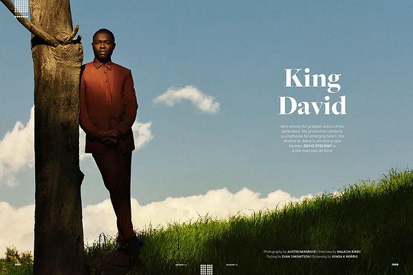 David Oyelowo - Square Mile Magazine - June '21