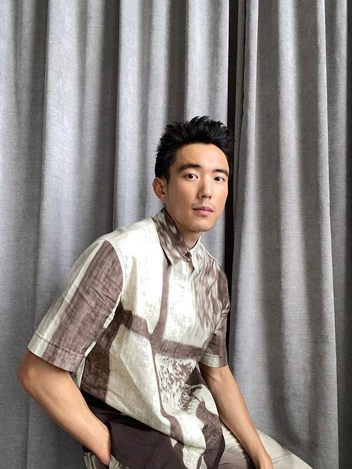 Justin H. Min - 'Umbrella Academy' Season 2 press
