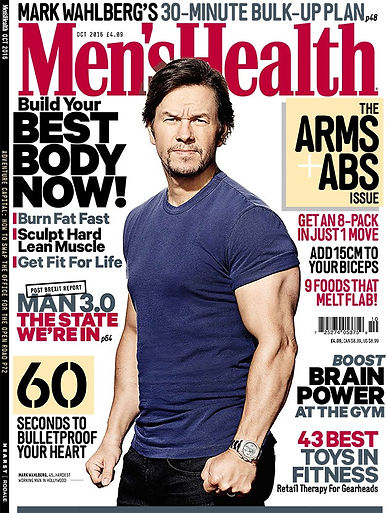 Mens Health - Oct. 2016 issue