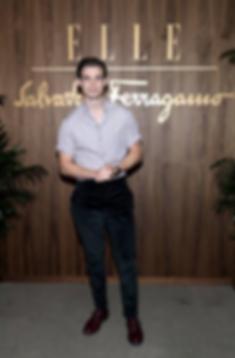 David Corenswet - Elle X Ferragamo Hollywood Rising Party