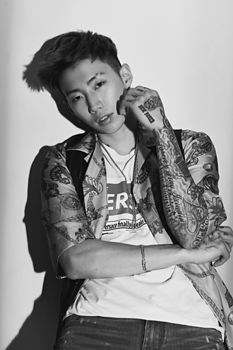 Jay Park - 1883 Magazine - Shot by David Higgs