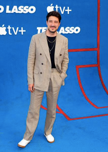 Marcus Mumford - 'Ted Lasso' Season 2 premiere