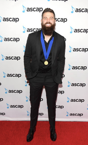 Jordan Davis - 2019 ASCAP Country Music Awards