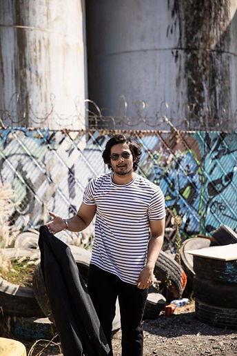 Ali Fazal - New York Moves Magazine - Shot by Shanna Fisher