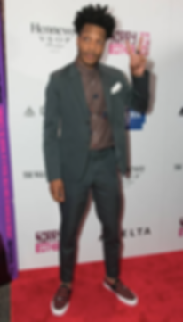 Jermaine Fowler - 'Sorry to Bother You' NY premiere