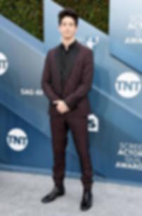 Milo Manheim - 2020 SAG Awards