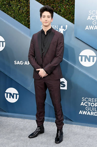 Milo Manheim - 2020 SAG Awards