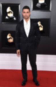 Wilmer Valderrama - 2019 Grammy Awards