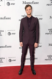 Jack Quaid - 'The Boys' premiere, 2019 Tribeca Film Festival