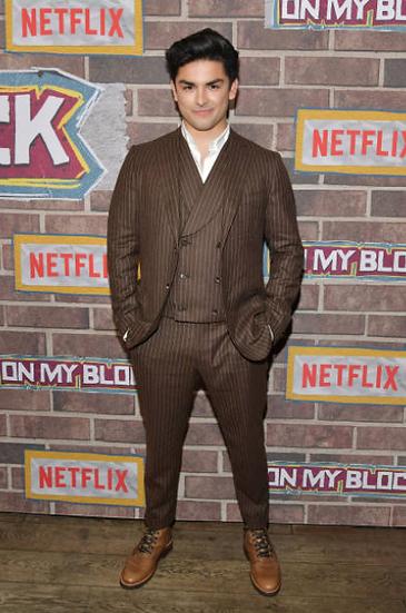 Diego Tinoco - 'On My Block' premiere