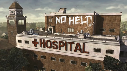 Hospital Rooftop