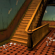 Hallway/Staircase Set (Modular)