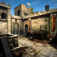 Kings Landing Courtyard