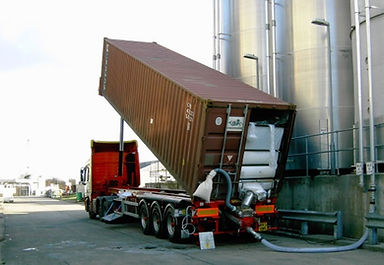 dry_bulk_liner_discharging_system_container_sugar_grain_bean_benefits_advantages_cheap_low_cost