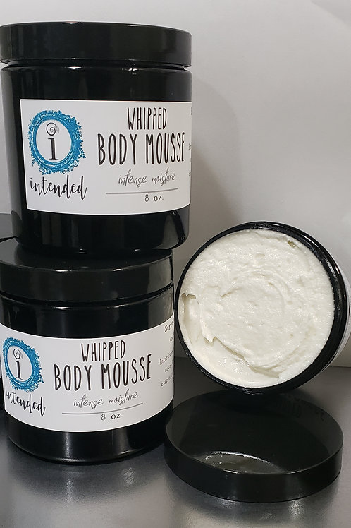Whipped Body Mousse