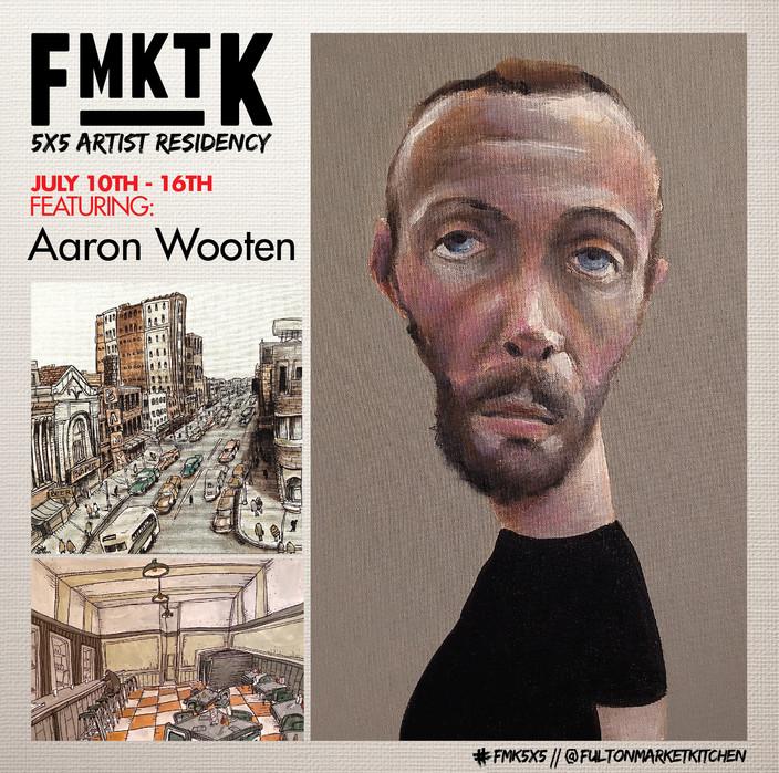 Aaron Wooten