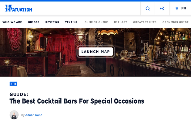 ad0443063c72 GUIDE: The Best Cocktail Bars For Special Occasions | Bordel Chicago ...