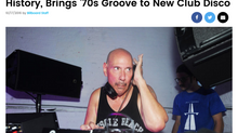 Nicky Siano Reflects on Chicago House History, Brings '70s Groove to New Club Disco