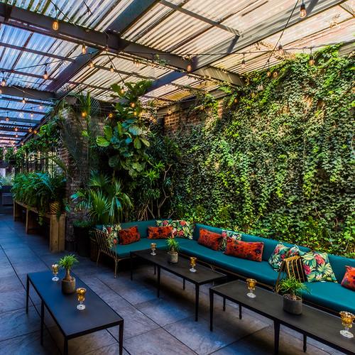 Celeste Roof Garden