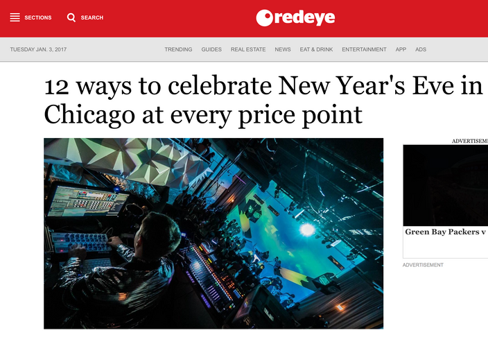 12 ways to celebrate New Year's Eve in Chicago at every price point