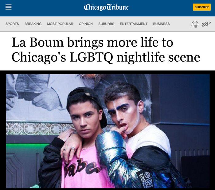 La Boum brings more life to Chicago's LGBTQ nightlife scene