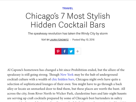 Chicago's 7 Most Stylish Hidden Cocktail Bars