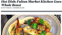 Hot Dish: Fulton Market Kitchen Goes Whole Beast