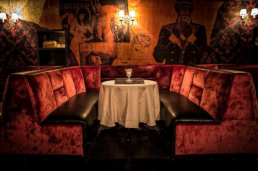 Bordel Chicago | Cocktail Bar