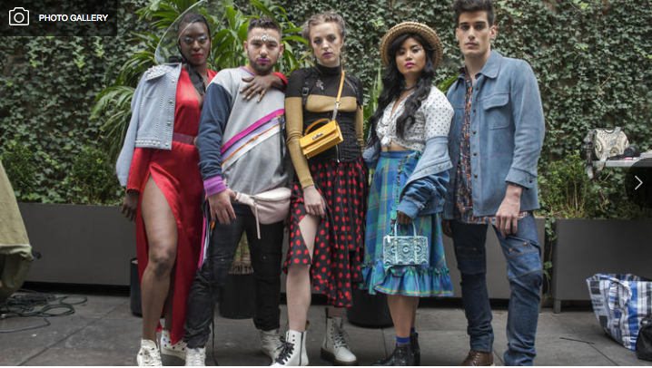 Get inspired by these summer music festival fashions. Celeste & Disco Chicago
