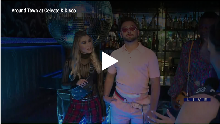 Around Town previews Style of Sound at Celeste & Disco Chicago 2018