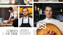 "The 50 Finest ""5 CHEFS OF THE MOMENT"""
