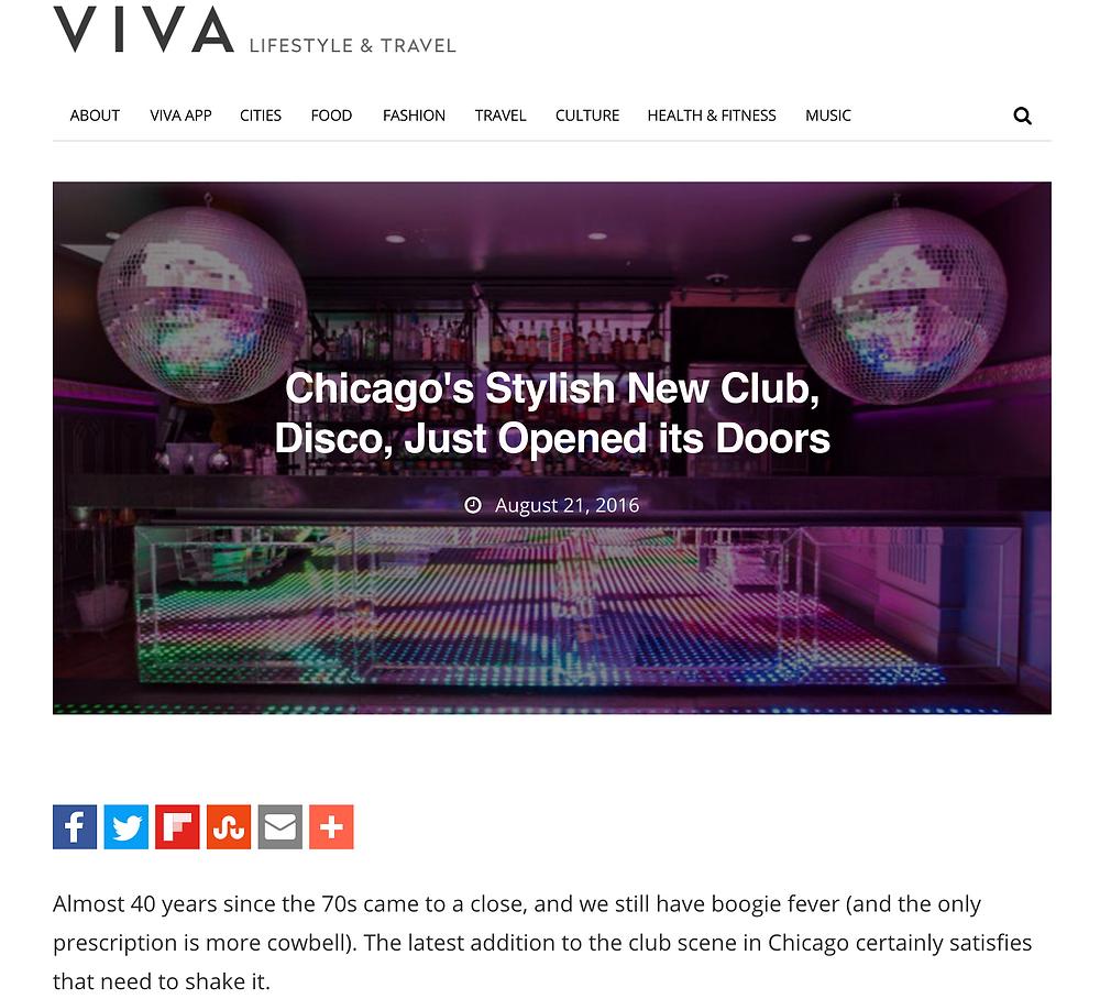 disco chicago - viva
