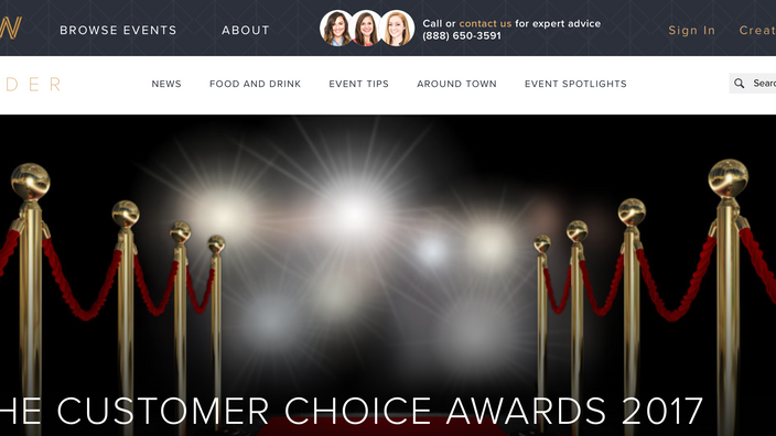 The Customer Choice Awards 2017