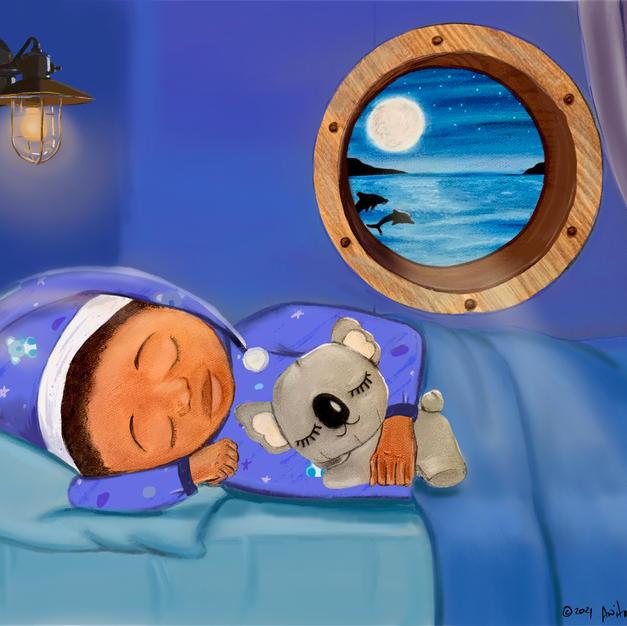 Asleep at Sea