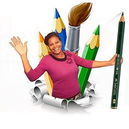 Anita with pencils.jpg