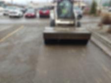 Gauvreau Sealcating - Power Sweeper