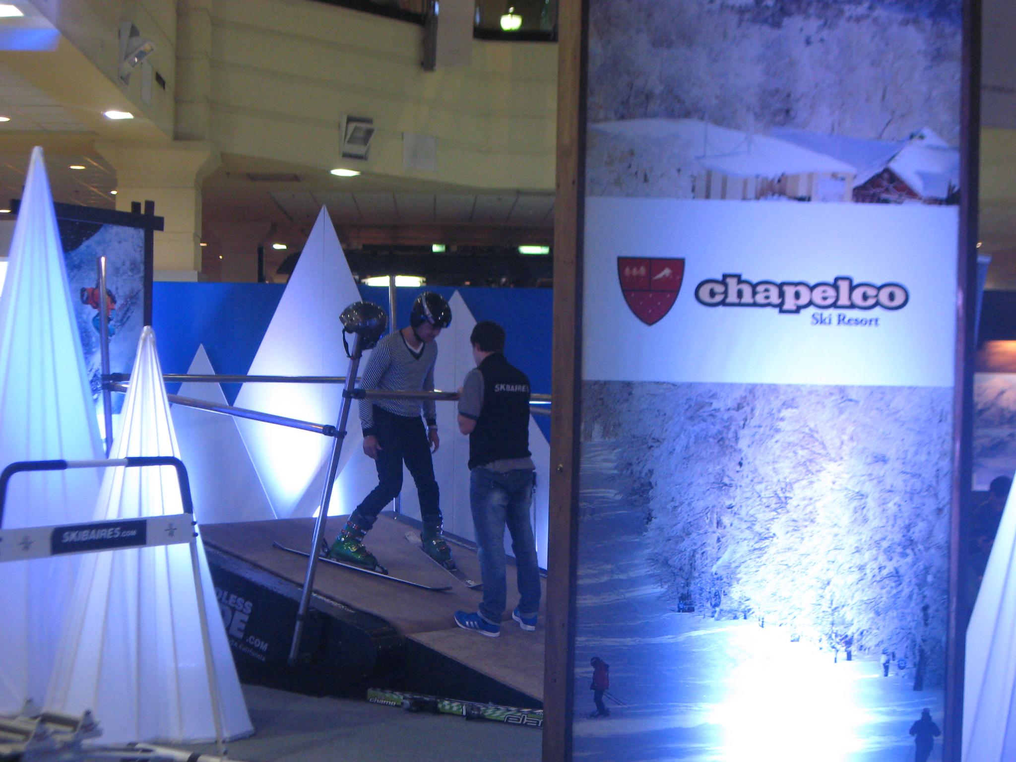 chapelco skibaires en unicenter