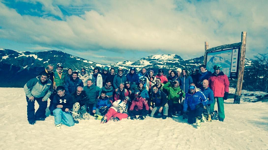 ski en cerro castor
