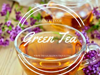 ENJOY THE BENEFITS OF GREEN TEA