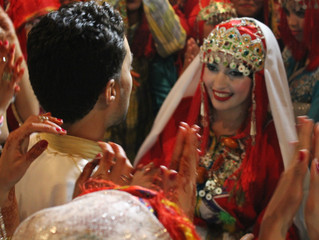 MOROCCAN WEDDING BLISS