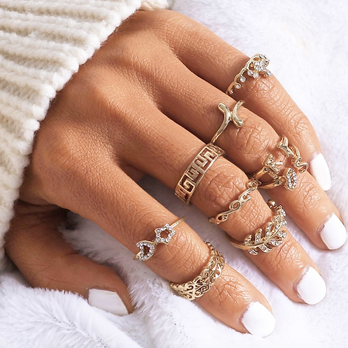 KEMET MIDI RING SET