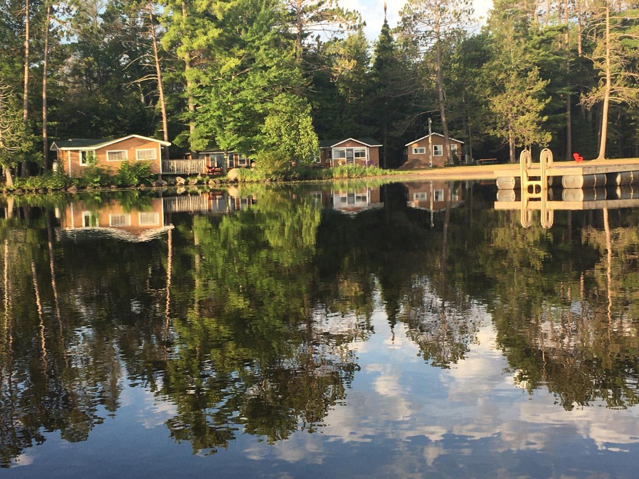 Lakeside Cabins
