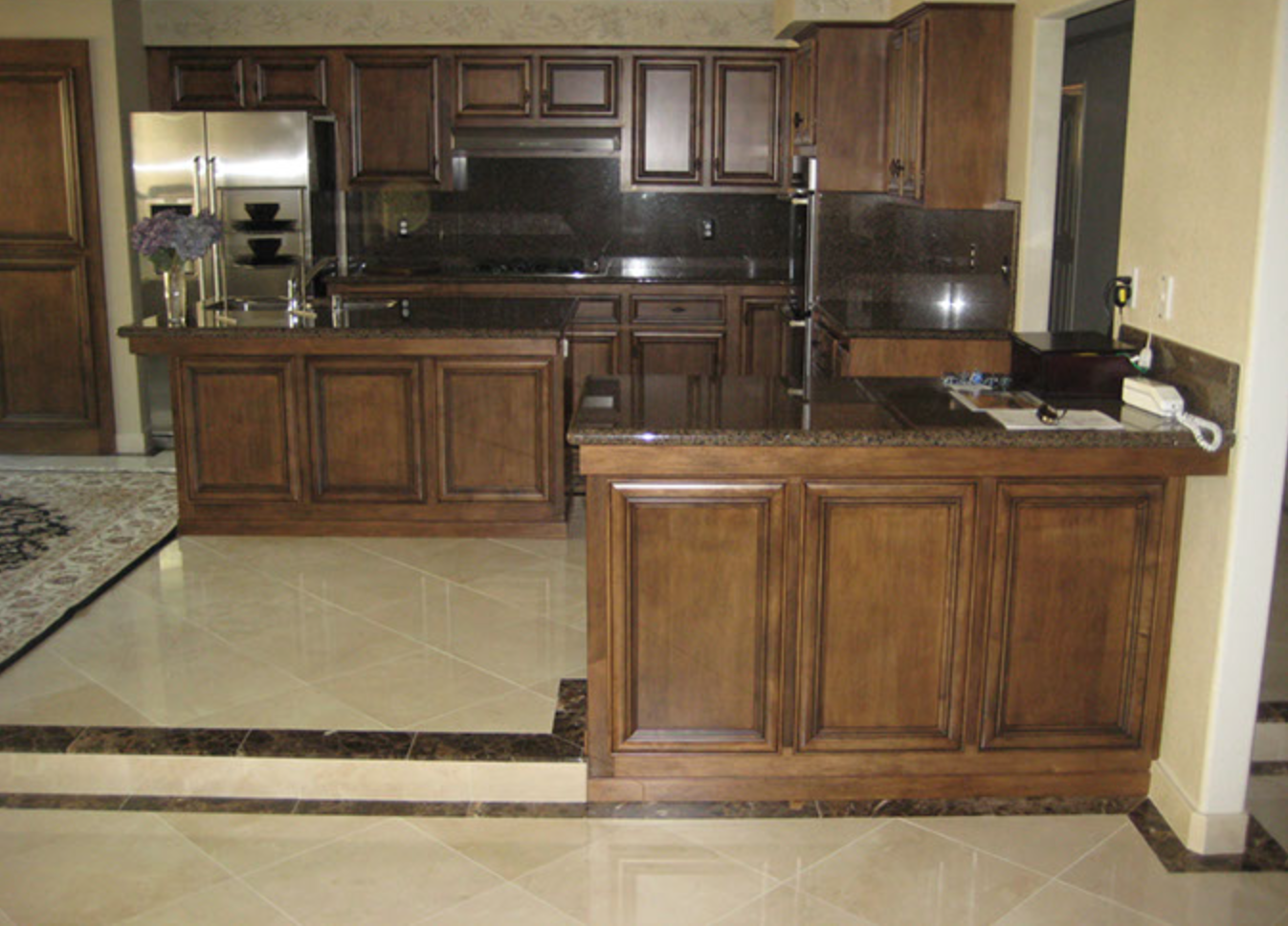 Fairfield Kitchen Remodel 1