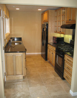 Marin County kitchen Remodel