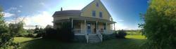 shubie farmhouse front