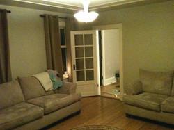 shubie farmhouse livinging room