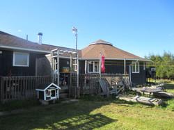 belnan back deck