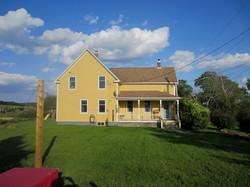 shube farmhouse back