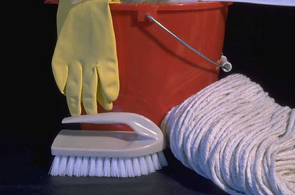 clean-up services