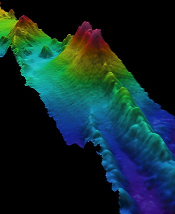 Great Barrier Reef Submarine Canyons and Landslides - Part 2